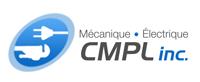 Mécanique Électrique CMPL inc. Mobile Logo